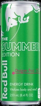 Red Bull Energy Drink, Dragon Fruit