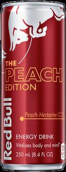 Red Bull Energy Drink, Peach
