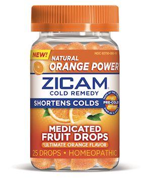 Ultimate Orange Medicated Fruit Drops