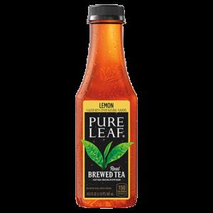 Pure Leaf Lemon Flavor