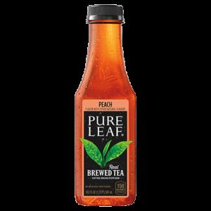 Pure Leaf Peach Flavor