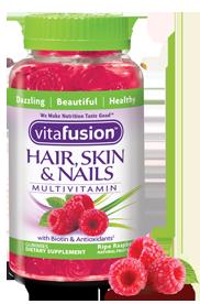 Vitafusion® Hair, Skin & Nails Multivitamin