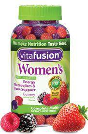 Vitafusion® Women'S Multivitamin