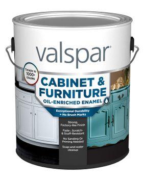 Valspar® Cabinet and Furniture Oil-Enriched Enamel