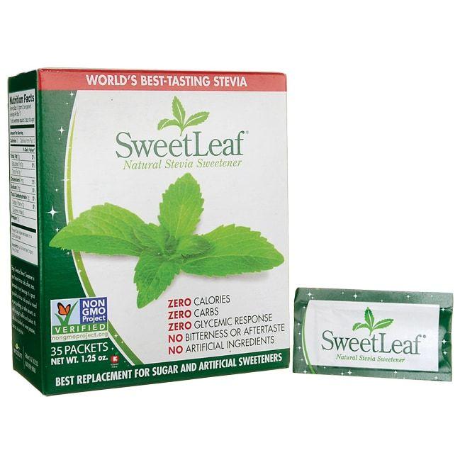 SweetLeaf Sweetener