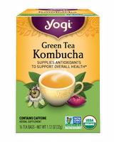 Yogi Tea Green Tea Kombucha Tea