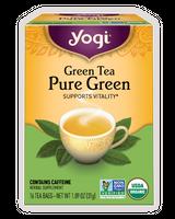 Yogi Tea Green Tea Pure Green Tea