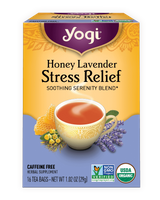 Yogi Tea Honey Lavender Stress Relief Tea