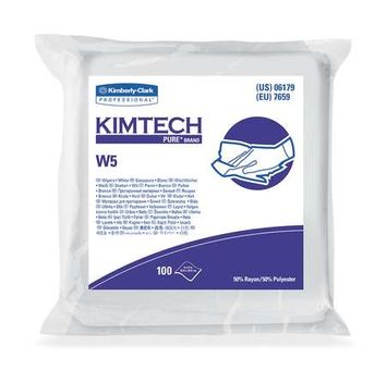 Kimtech Clean Room Dry Wipes, 9