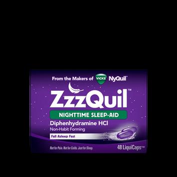 ZzzQuil™ LiquiCaps
