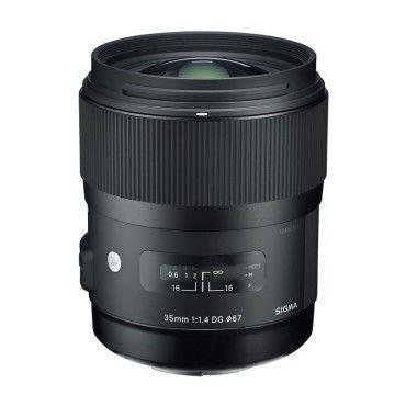 Sigma objectif 35mm f/1.4 dg hsm art compatible avec pentax garanti 3 ans