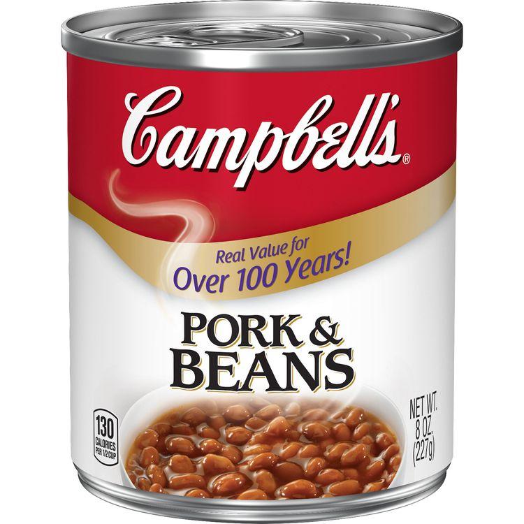 Campbell's® Picnic Style Pork & Beans, 8 oz.