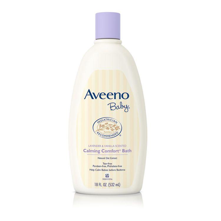 AVEENO® BABY CALMING COMFORT® BATH