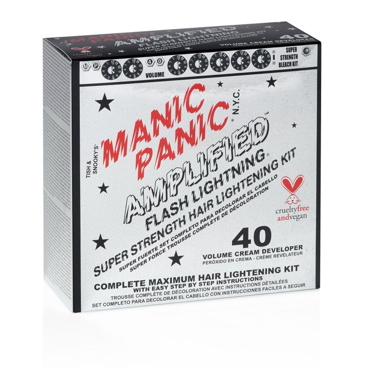 Manic Panic® Flash Lightning® Bleach Kit