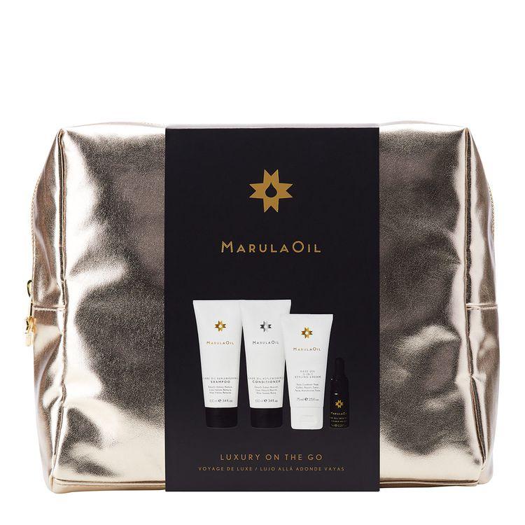 MarulaOil Luxury On The Go Gift Set