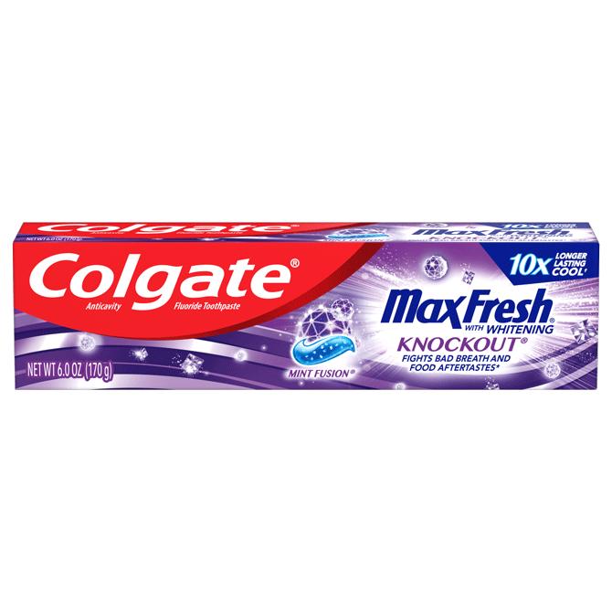 Colgate® Max Fresh® Knockout™