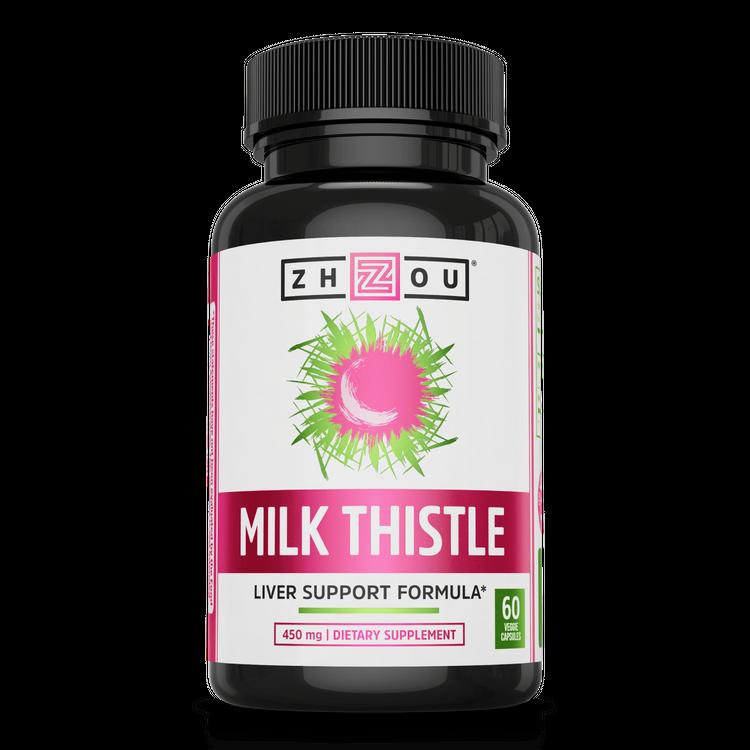 Zhou Nutrition Milk Thistle