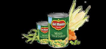 Delmonte Mixed Vegetables