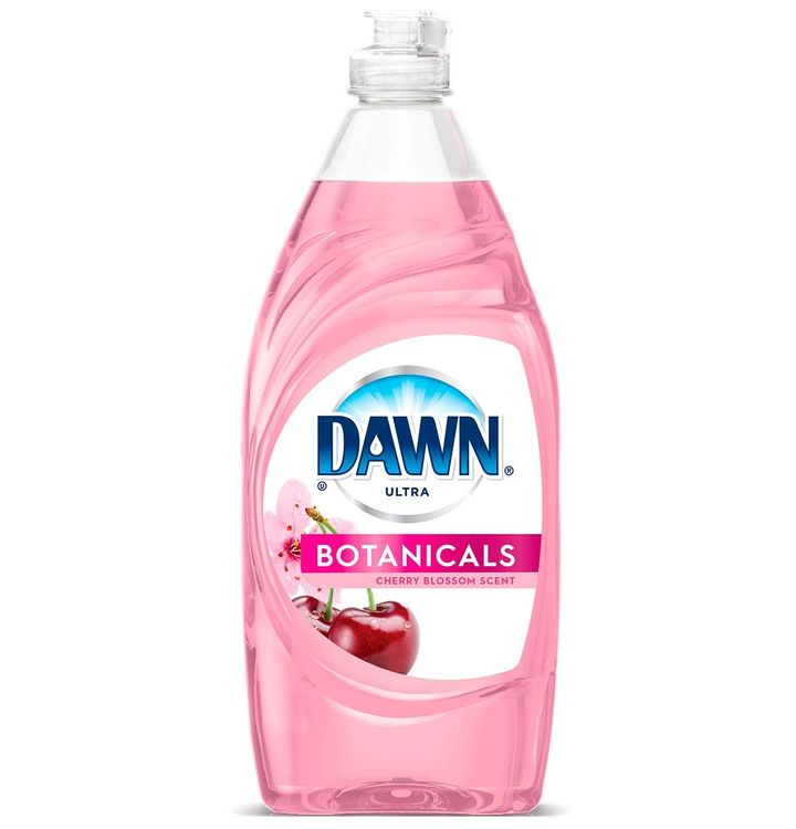 Dawn Botanicals Dishwashing Liquid, Cherry Blossom