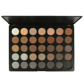 Morphe 35K 35 Color Koffee Palette