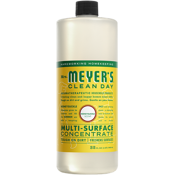Mrs. Meyer's Honeysuckle Multi-Surface Concentrate