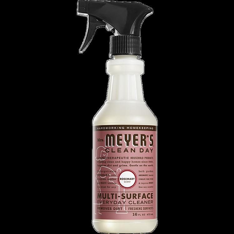 Mrs. Meyer's Rosemary Multi-Surface Everyday Cleaner