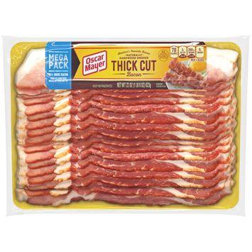 Oscar Mayer Naturally Hardwood Smoked Thick Cut Bacon
