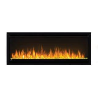 Napoleon NEFL42CHS Alluravision 5000 BTU 42 Inch Wide Slimline Wall Mounted Electric Fireplace