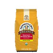 Keurig® Newman's Own® Organics Breakfast Blend Bagged