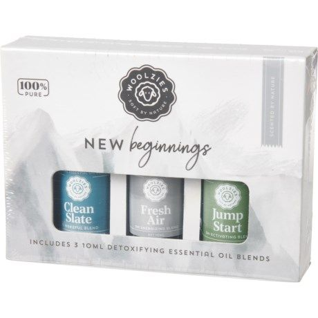 New Beginnings Essential Oils Collection - 3-Pack - MULTI ( )