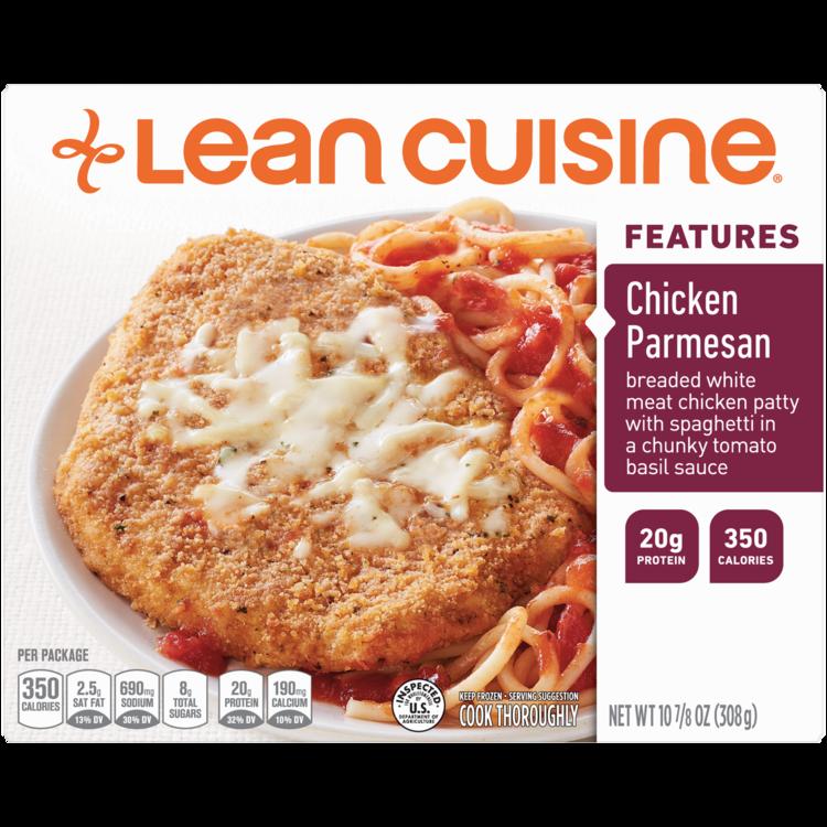 Lean Cuisine Chicken Parmesan