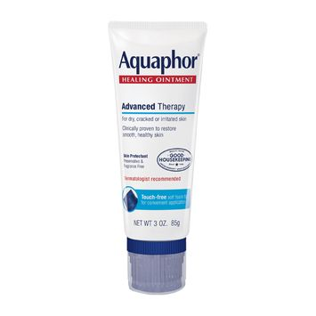 Aquaphor Healing Ointment With Touch-Free Applicator (3oz.)