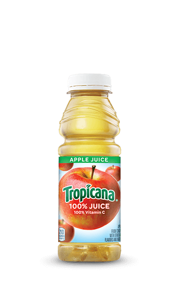 Tropicana 100% Juice Apple