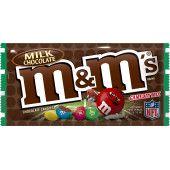 M&M's Milk Chocolate Singles NFL, 1.69 Ounce