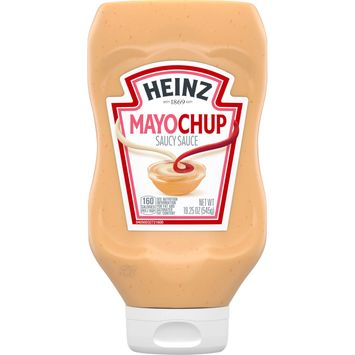 Heinz Mayochup Mayonnaise & Ketchup Sauce, 19.25 oz Bottle