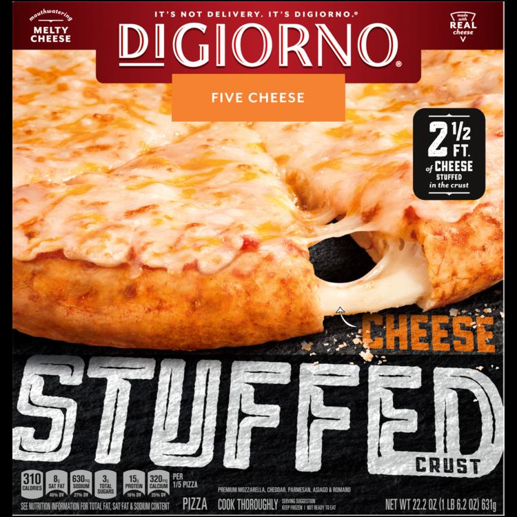 DiGiorno Five Cheese Frozen Pizza