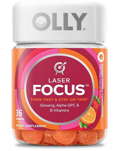 Olly Laser Focus™