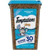 TEMPTATIONS Tempting Tuna Flavor