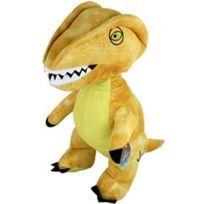 Peluche Geante T-rex Jaune 53Cm - Dinosaure - Grande Peluche Tyrannosaure Rex Jaune - re:9176E