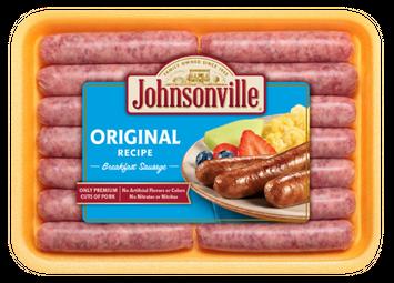 Johnsonville Original Recipe Breakfast Sausage Links