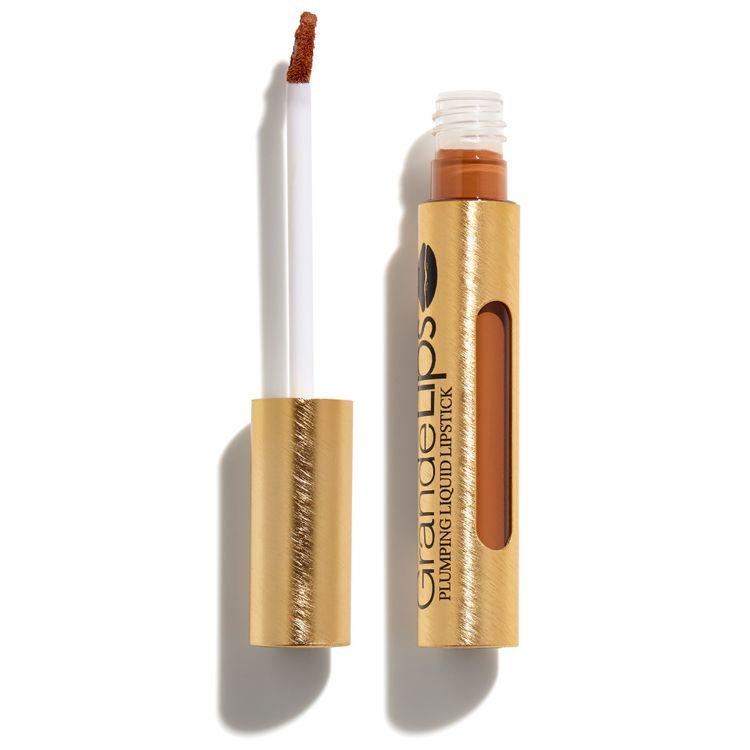 Grande Cosmetics GrandeLIPS Plumping Liquid Lipstick | Semi-Matte