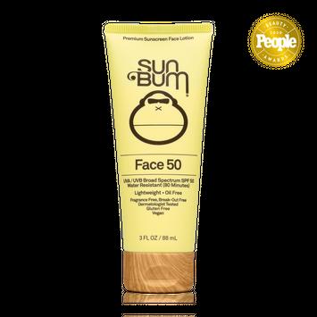 Sunbum Original 'Face 50' SPF 50 Sunscreen Lotion