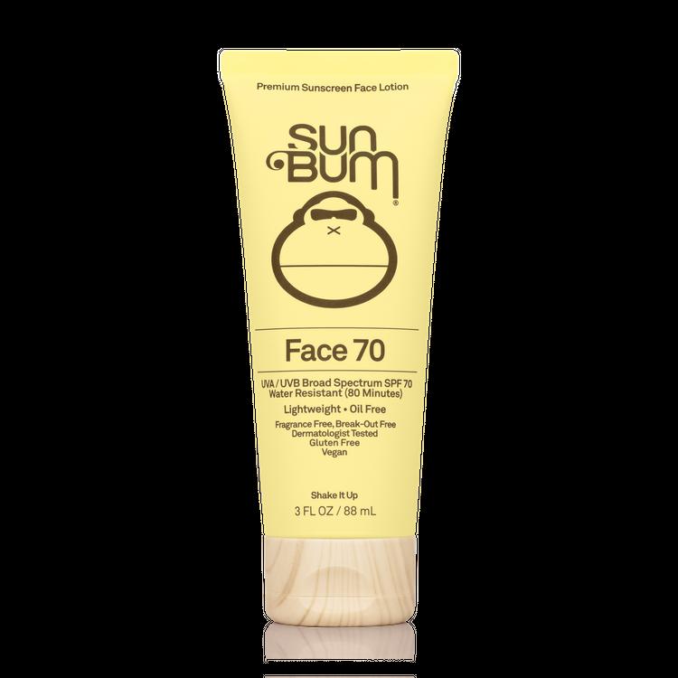 Sunbum Original 'Face 70' SPF 70 Sunscreen Lotion