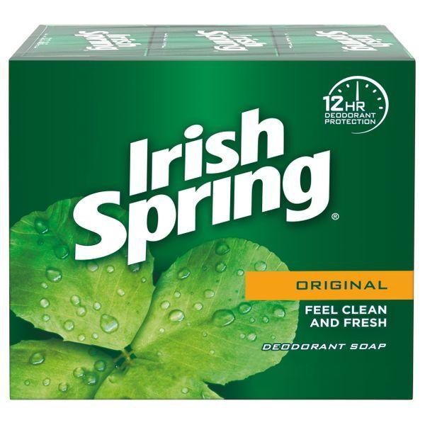 Irish Spring® Original Bar Soap