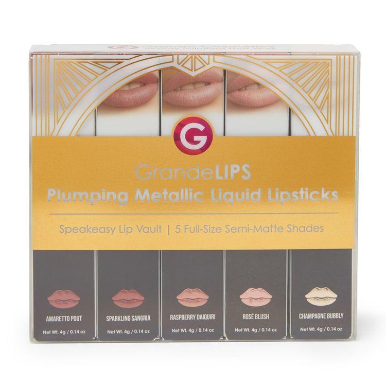 Grande Cosmetics Speakeasy Lip Vault