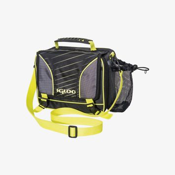 Igloo Coolers Hot Brights Boys Messenger Lunch Bag