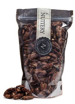 The Nuttery Ny The Nuttery Raw Pecans 16 ounce Pouch Bags (1lb) (Pecans Raw)