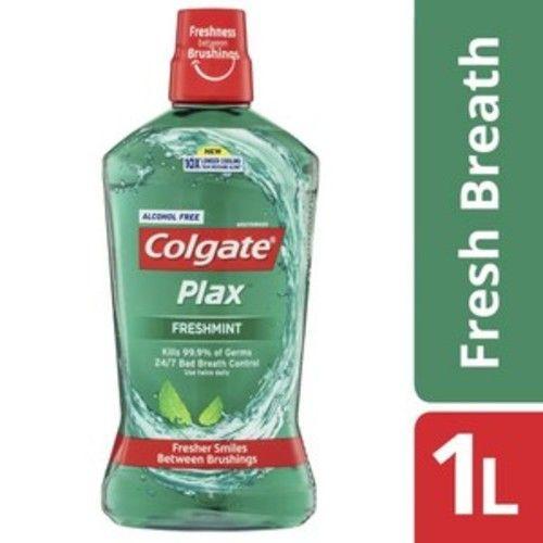 Plax Fresh Mint Mouth Wash