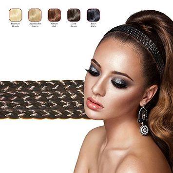 Hollywood Hair Multiple Braided Fashion Headband