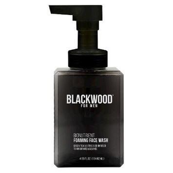 Blackwood for Men BioNutrient Foaming Face Wash - 4.55 fl oz